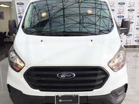 Ford Transit 2.2 Van Corta Techo Bajo Aa Custom Mt Interloma