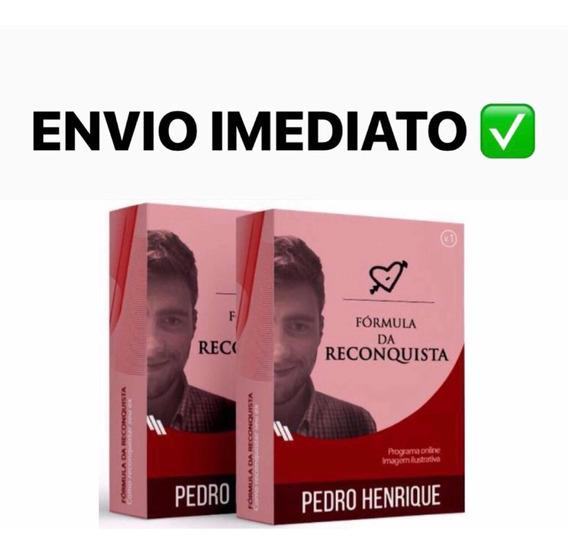 Kit Livros Fórmula Da Reconquista