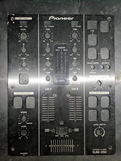 Painel Mixer Djm-350 Pioneer Djm 350