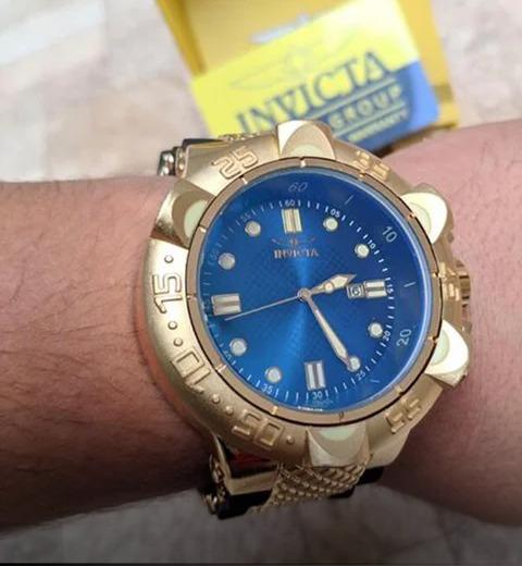 Relógios Pulseira Aço/borracha, Ponteiro Analógico