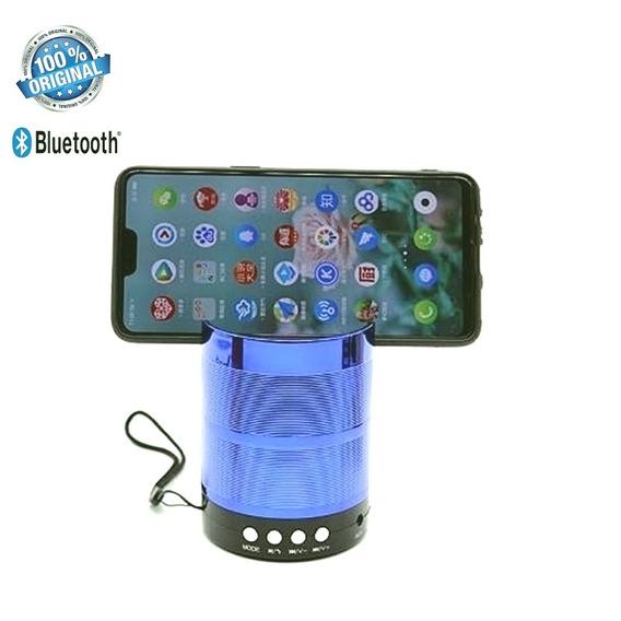 Caixa De Som Bluetooth Sem Fio Portátil Inova Sd/aux/usb