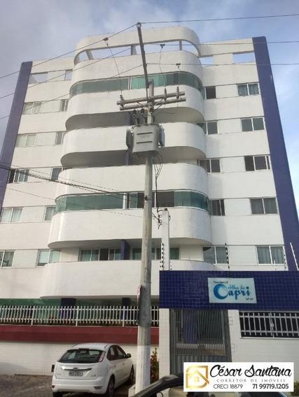 Cobertura Duplex 4/4 - Lauro De Freitas - Ap00556 - 33547984