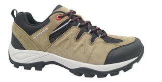 Zapatillas Mongane Hombre Explorer Trekking Montaña