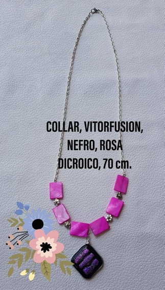 Collares Finos, Exclusivos Diseños Original, Vitrofision