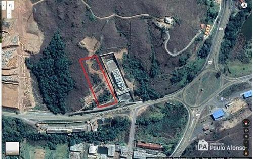 Terreno À Venda, 3750 M² Por R$ 630.000,00 - Jardim Do Contorno - Poços De Caldas/mg - Te0068
