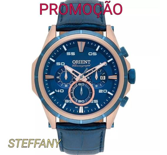 Relógio Orient De Fábrica Original Masculino Mrscc011 D2dx