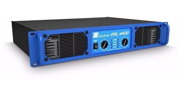 Amplificador Machine Psl 4400