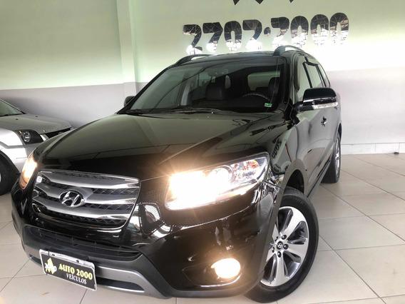 Hyundai Santa Fe 3.5 5l 4wd Aut. 5p 2012 Muito Nova