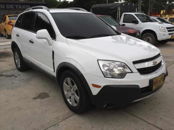 Chevrolet Captiva Full Equipo