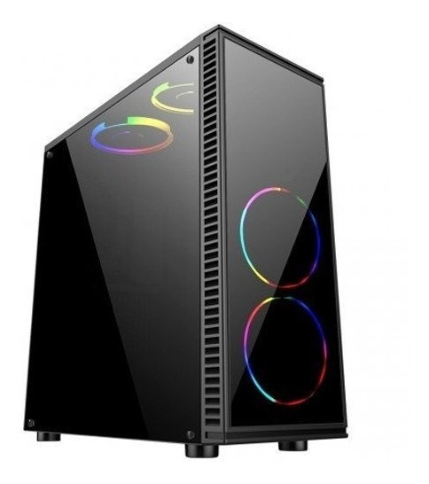 Pc Cpu Intel 8ª Geração I3 8100 16gb Ssd 120gb Gtx 750ti