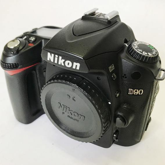 Câmera Nikon D90 (somente Corpo)