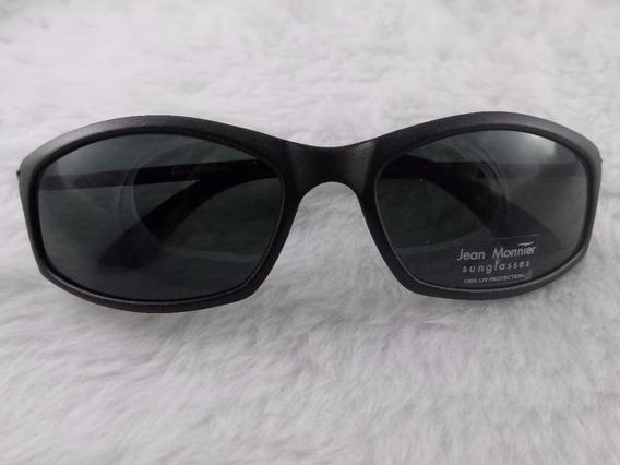 Óculo Solar, Mola Hastes, Lentes Verdes Jean Monnier, M-1300
