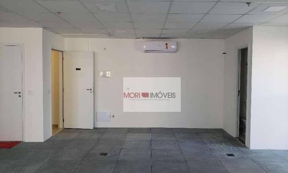 Sala Para Alugar, 76 M² Por R$ 3.000/mês - Barra Funda - São Paulo/sp - Sa0579
