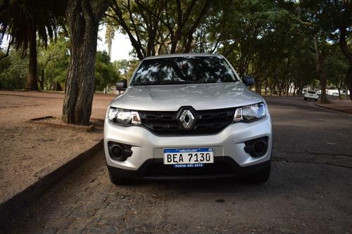 Renault Kwid Zen 2020 Semi Nuevo