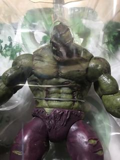 Marvel Legend Hulk Zombie