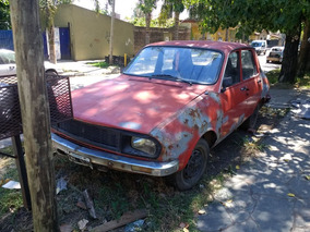 Renault 12 Modelo 79 Nafta/gnc