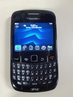 Celular Blackberry Curve 8520 Operadora Tim Sem Acessórios
