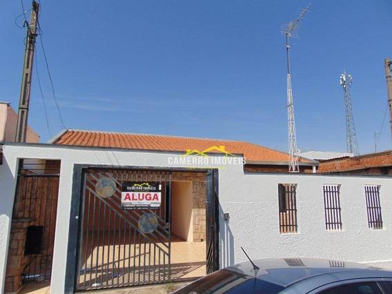 Casa Com 3 Dormitórios Cidade Nova - Santa Bárbara D