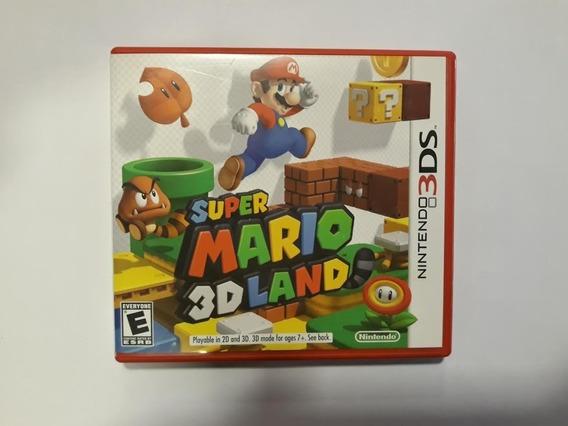 Jogo 3ds Super Mario 3d Land