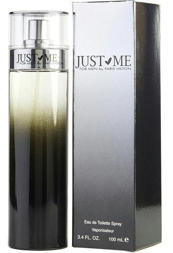 Perfume Locion Just Me For Men Paris Hi - L a $1050