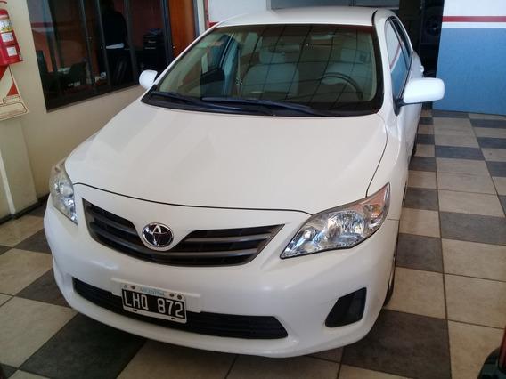 Toyota Corolla Xli 1.8.m/t.2012