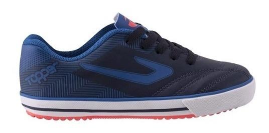 Tenis Topper Frontier Ix 07/2019 Marinho/azul