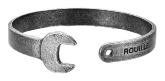 Pulseira Bracelete Chave De Boca