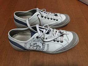Zapatillas Diesel Blancas