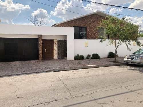 Casa Sola En Renta Torreón Jardín