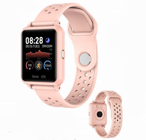 Reloj Inteligente Impermeable Ip67 Smartwatch