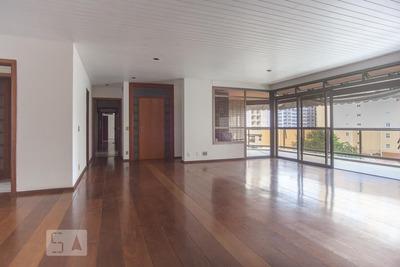 Apartamento No 3º Andar Com 4 Dormitórios E 3 Garagens - Id: 892886234 - 186234