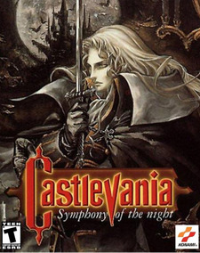 Castlevania Symphony Of The Night Sotn Ps3 Psn Digital
