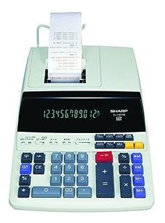 Sharp El1197piii Calculadora De Impresión En Color Resistent
