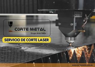 Corte Láser En Metal Quito Y Valles