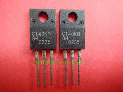 Igbt Ct40km 8h Para Flash