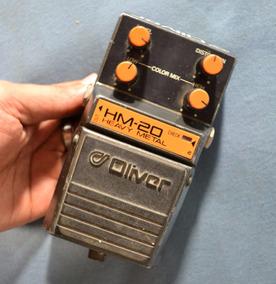 Oliver Hm-20 Heavy Metal Distortion - Willaudio