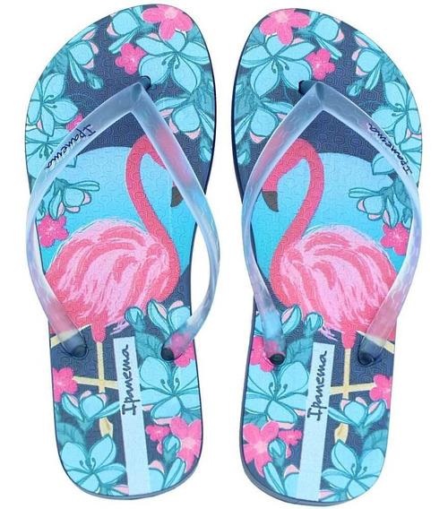 Chinelo Ipanema Trendy Flamingo Feminino