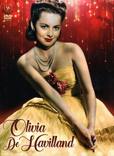Dvd Box Olivia De Havilland - Opc - Bonellihq X20