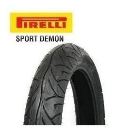 Pneu Pirelli 110/70-17 Sport Demon Diant Ninja250 300 Fazer