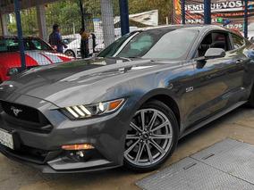 Precioso Auto Deportivo Ford Mustang 5.0l Gt V8 Mt Mod-2017