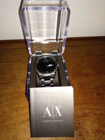 Relógio Armani Exchange Ax2057 Original