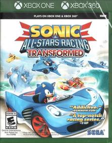 Sonic & All-stars Racing Transformed Xbox 360 / Xone