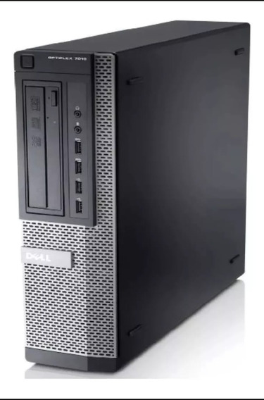 Cpu Dell Optiplex 7010 I5 3570 + 8 Gb Ram +hd 1tb