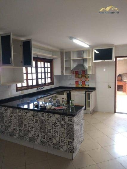 Casa À Venda, 162 M² - Jardim Santa Clara - Guarulhos/sp - Ca0009