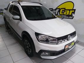 Volkswagen Saveiro Cross Cd 1.6 16v T.flex 2017