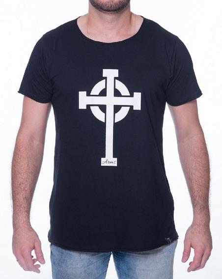 Camiseta Masculina Arms