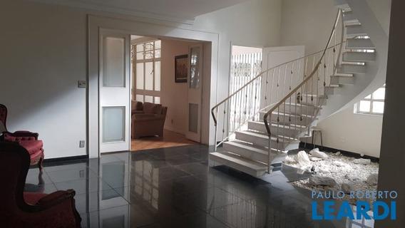 Casa Assobradada - Planalto Paulista - Sp - 587659