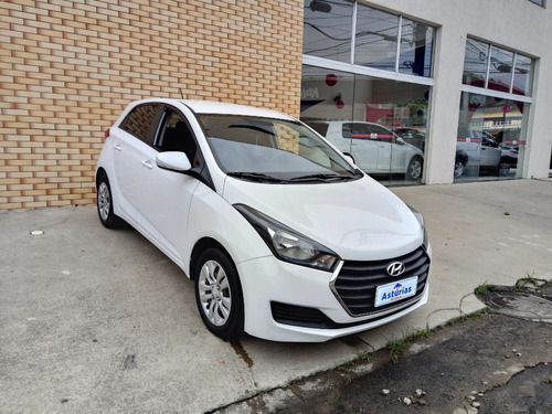 Hyundai Hb20 Comfort 1.6 2018 Completo Automático