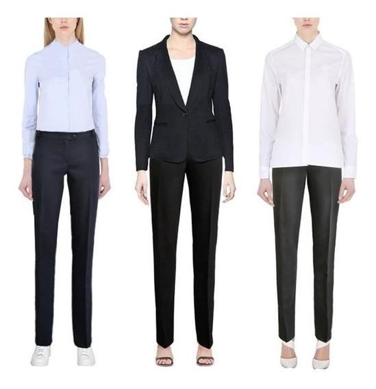 Pantalon Para Mujer Tropical Mecanico. Uniforme Empresa