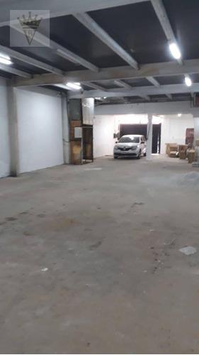Imagem 1 de 11 de Galpão Para Alugar, 650 M² Por R$ 5.500,00/mês - Cambuci - São Paulo/sp - Ga0020